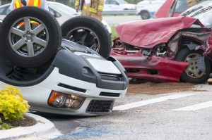 Car accident in Denver