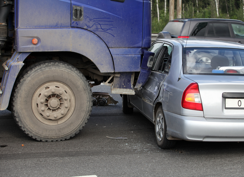 After any type of truck crash, call our Denver truck accident attorney.