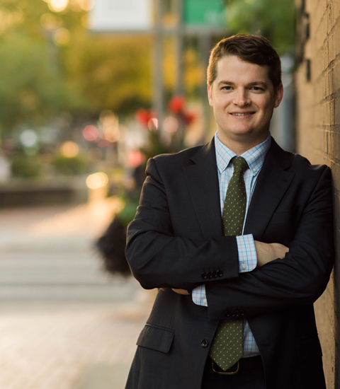 K.C. Harpring Denver Personal Injury Attorney headshot
