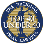 National Trial Lawyers Top 40 under 40 member