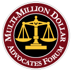 Multi-Millino Dollar Advocates Forum Member