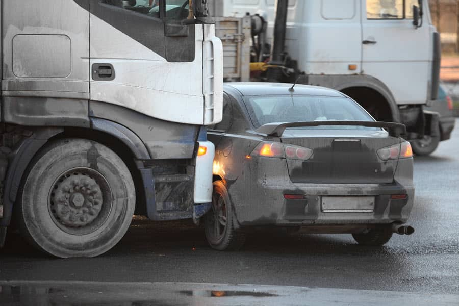 Photo of a Lakewood Truck Accident Attorney
